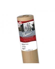 Fredrix Unprimed 568 Cotton Roll 75″ x 6 yr. 7 oz