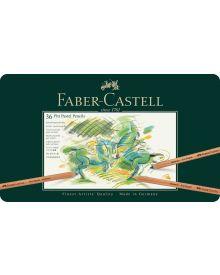 Faber-Castell Pitt Pastel Pencil, tin of 36