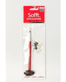 Sofft Tool Applicator & 3 Replacement Head Pack
