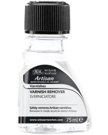 Artisan Water Mixable Varnish Remover 75ml