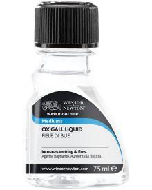 Winsor & Newton Ox Gall Liquid 75ml