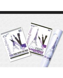 Borden & Riley #234 Paris Bleedproof Paper For Pens Cloth Bound Pads