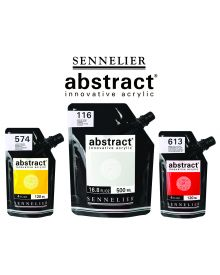 Sennelier Abstract Acrylic Paint Pouch