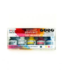 Sennelier Abstract Acrylic Inks and Set Of 5 x 30 ml