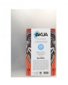 "Speedball Akua Printmaking Plates 24 Pack 8"" x 12"""