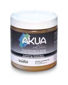 Akua Pigment Modifier - Transparent Base 237ml (8oz)