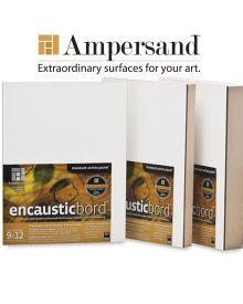Ampersand Museum Series Encausticbords