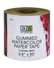 "Art Advantage Gummed Paper Tape 2"" x 82'"