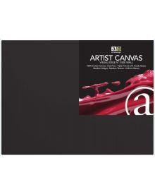 Art Advantage - Thick Professional Wide Wall Black Canvas