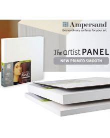 Ampersand Value Series Primed Smooth Artist Panels