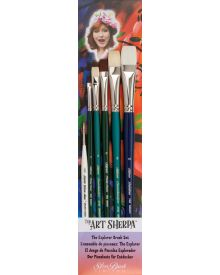Art Sherpa Professional/Explorer Brush 6pc Set