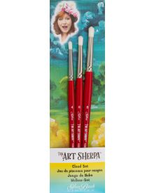 Art Sherpa Cloud Brush 3pc Set