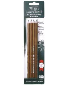 Wolff s Carbon Pencil Multi-Pack Of 4