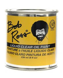Bob Ross Liquid Clear Oil Paint - 8 oz.