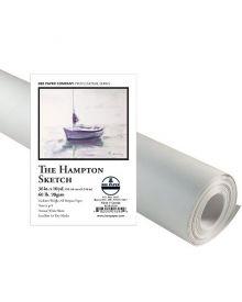 Bee Paper Hampton Sketch Roll 36-in x 10-yd.