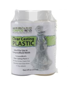 Composi-Mold Clear Casting Plastic Kit