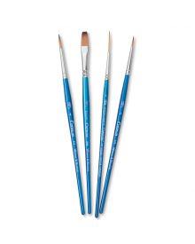 Winsor & Newton Cotman Watercolour Brush - 4pc Set