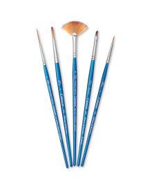 Winsor & Newton Cotman Watercolour Brush - 5pc Set