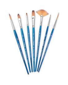Winsor & Newton Cotman Watercolour Brush - 7pc Set