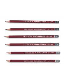 Cretacolor Fine Art Red Graphite Pencils