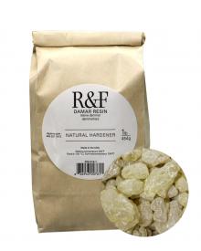 R&F Encaustic Damar Resin Crystals 1lb (454g) bag