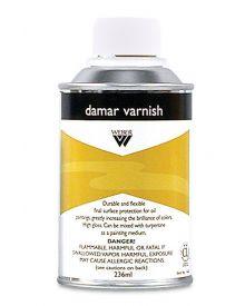 Weber Damar Varnish 236ml
