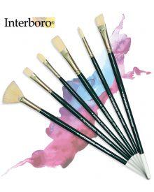 Dynasty Interboro Bristle Brush Series 1500 - Oil/Acrylic