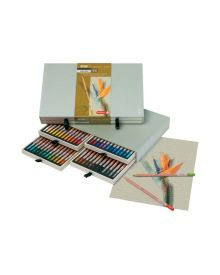 Bruynzeel-Sakura Pastel Pencil Set-48