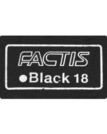 General's Factis Magic Black Eraser