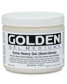 Golden Extra Heavy Gel Semi Gloss