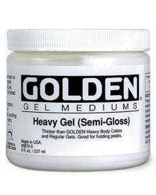 Golden Heavy Gel Semi- Gloss