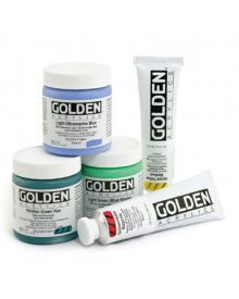 Golden Heavy Body Acrylic Single Paint Colours