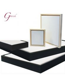 Apollon/Gotrick Canvas And Floating Frame Deco Collection