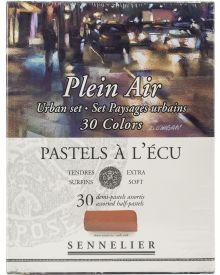 Sennelier Extra Soft Pastel Half-Sticks Urban Landscape Sets of 30