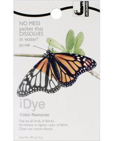 Jacquard iDye Natural Fiber Fabric Dye – Colour Remover 14g