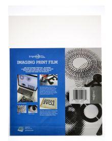 Grafix Impress Inking Palette - 8.5'' x 11'', Pkg of 6sheets
