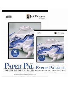 Jack Richeson Disposable Palette Pads