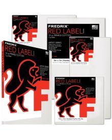 Fredrix Artist Series Red Label Cotton Canvas