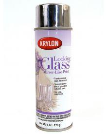 Krylon Looking Glass Mirror-Like Aerosol Spray Paint 6 oz