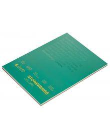 Stonehenge Multi-Colour 100% Coton Pad - (250 gm) 9 x 12 inches