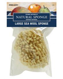 Pro Art Large Sea Wool Natural Sponge