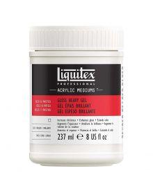 Liquitex Professional Gloss Heavy Gel Medium - 8oz (237ml)