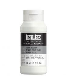 Liquitex Professional Fabric Effects medium – 4oz (118ml)