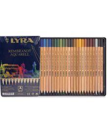 Lyra Rembrandt Aquarell - 36 Pencils