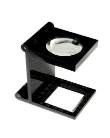 Magnifier Plate Fixed Focus 5X