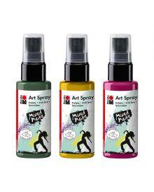 Marabu Art Spray Mixed Media Acrylics