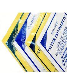 Masterson Sta-Wet Palettes Refills - Papers/Sponges