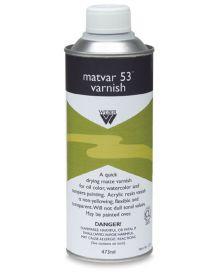 Weber Matvar 53 Varnish 473ml