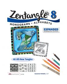 Zentangle 8 - Expanded Workbook Edition