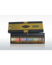 Mission Gold Watercolour Tube Set - 36 Colours with Palette